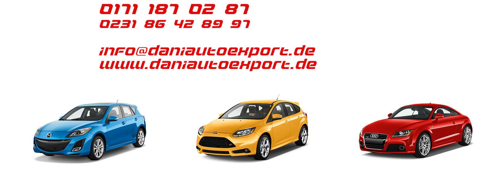 Autoexport Menden